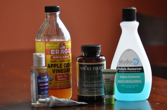 Get Rid Of Cold Sores Quickly With Household Products