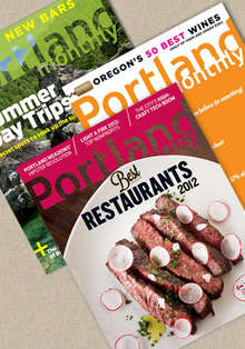 Portland Monthly Subscription